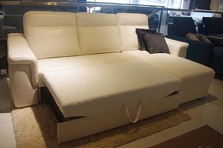 Sofa z możliwością spania