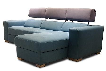 sofa z otomaną