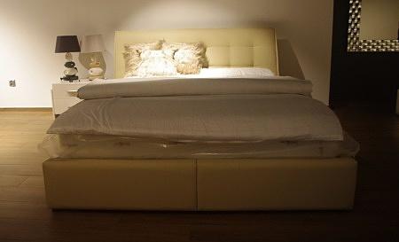 łóżko nicole ze schowkiem