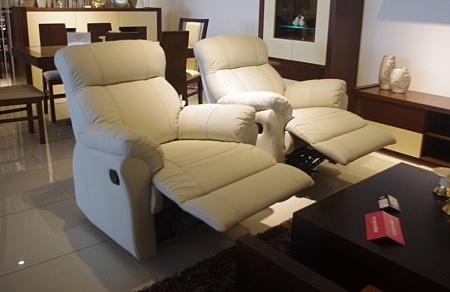 fotele z relaxem