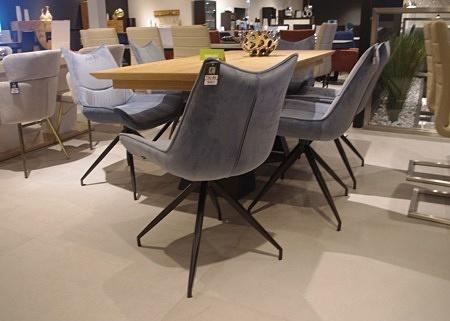 Krzesło do salonu eleganckie tc meble dobrodzień