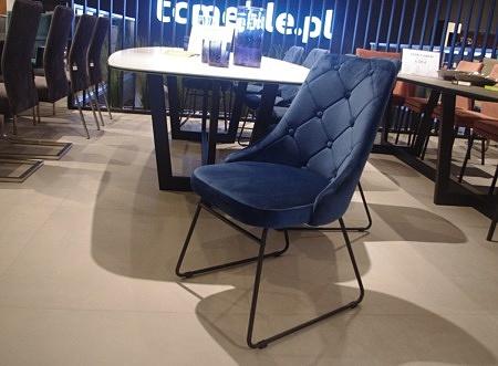 krzesło do salonu ładne