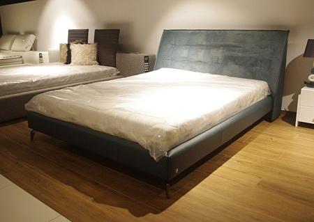 łóżko Nicole na wysokich nogach