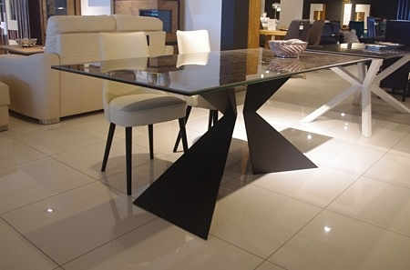 Stół A2 spiek czarna noga