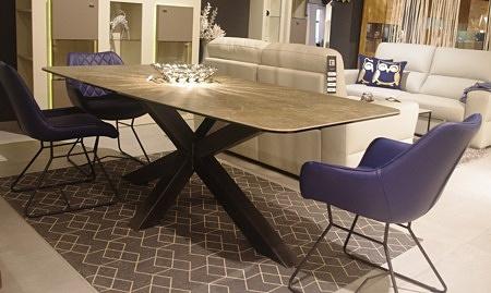 Stół bazalt