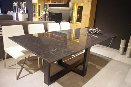 Stół do salonu metalowe nogi