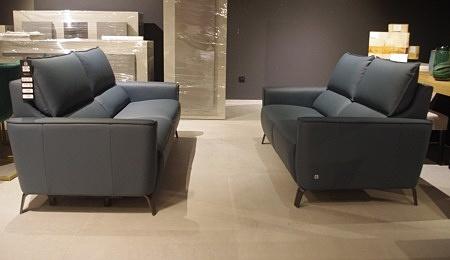 Piękne sofy z relaxem el