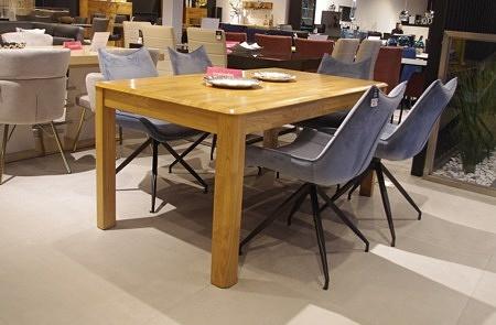 stol palermo drewniany na 4 nogach