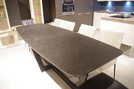 Stół z blatem ze spieków