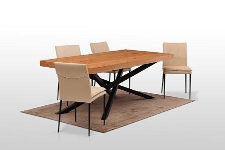 Rozkładane stoły do jadalni polski producent meble z Dobrodzienia a14