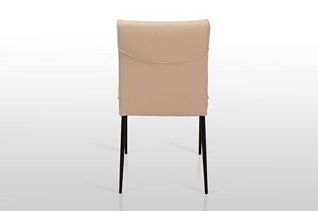 Białe eleganckie krzesło do nowoczesnego salonu i jadalni polska produkcja najwyższa jakość