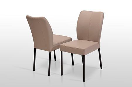 Krzesła simon nowoczesny design drewniana nóżka zwykłe lub z podłokietnikami do nowoczesnego salonu