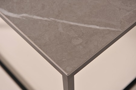 Matowy spiek kwarcowy pietra grey twardy odporny na zarysowania meble z Dobrodzienia tc meble
