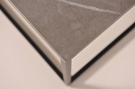 Modern ława kawowa stolik nowoczesny elegancki spiek pietra grey