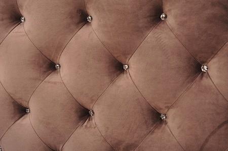 Pikowania z brylantami ładne łóżko z wygodnym oparciem do czytania stabilne mocne