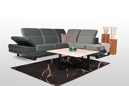 Stylowy wypoczynek goya do nowoczesnego salonu moder design nowoczesny