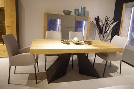 Stół loftowy czarna noga