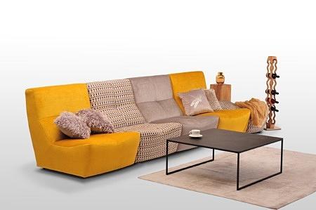Komplet wypoczynkowy z materiału aquaclean odporny na plamy i scieranie przyjazny dla zwierzat osobne fotele meble na wymiar na zamówienie