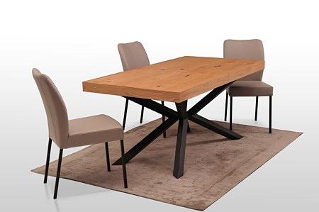Nowoczesne stoły do salonu w stylu industrialnym dowolny rozmiar na zamówienie