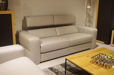 Sofa giano loftowa nóżki srebrne