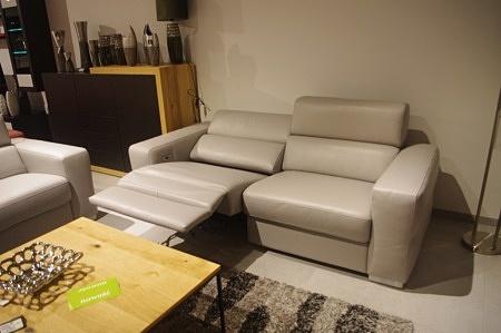 Sofa z funkcją relaxu giano tc meble