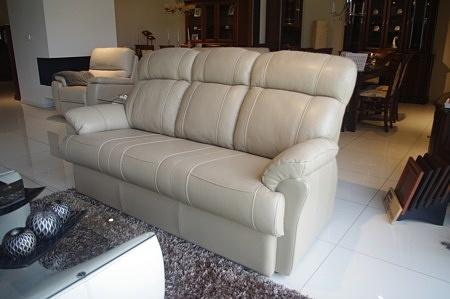 Sofa ze skóry śląskie na wymiar