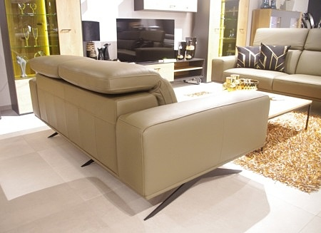 Giotto sofa z zagłówkami tc meble'
