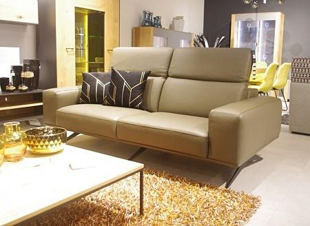 Sofa 3-os Giotto zielona