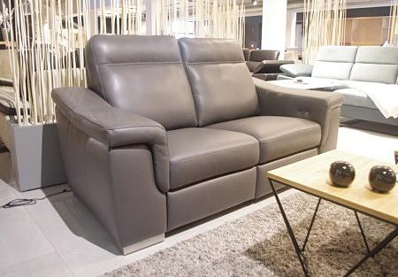 Sofa z relaxem elektrycznym
