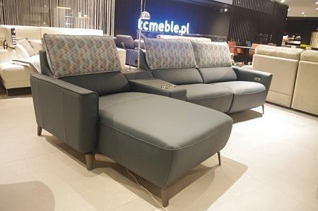 Aviva turkusowa górne poduszki tkanina