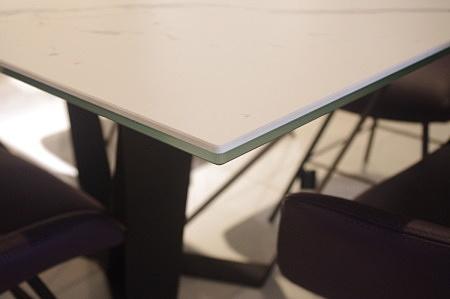 Krawędź stołu spiek laminam
