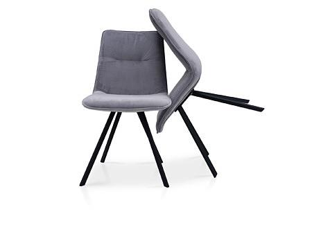 Krzesełka w nowoczesnym stylu stabilne i mocne