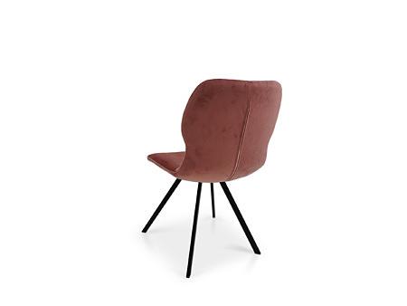 Krzesełko z zamkiem w ładnej tkaninie niewchłaniającej wody