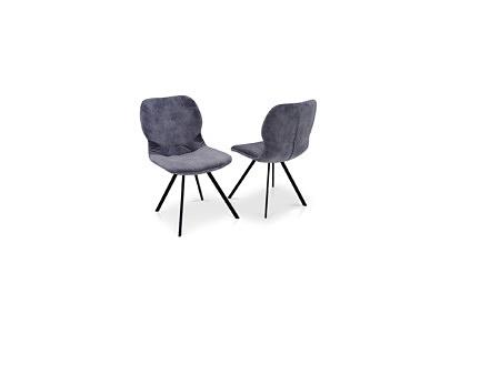 Krzesło jadalniane na stabilnych nóżkach