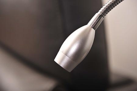 Meble tworzone z pasją i uwagą na każdy detal producent dobrodzień lampka led wypoczynek skórzany gruba miękka szara skóra