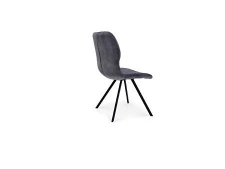 Nowy model krzesła tc meble dobrodzień szary kolor