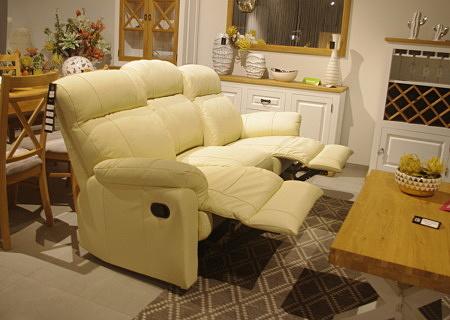 Sofa z relaxami relax 3
