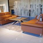 Styl nowoczesny w sofie kanapy do salonu