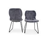 Stylowe krzesła do nowoczesnej jadalni wygodne i wytrzymałe