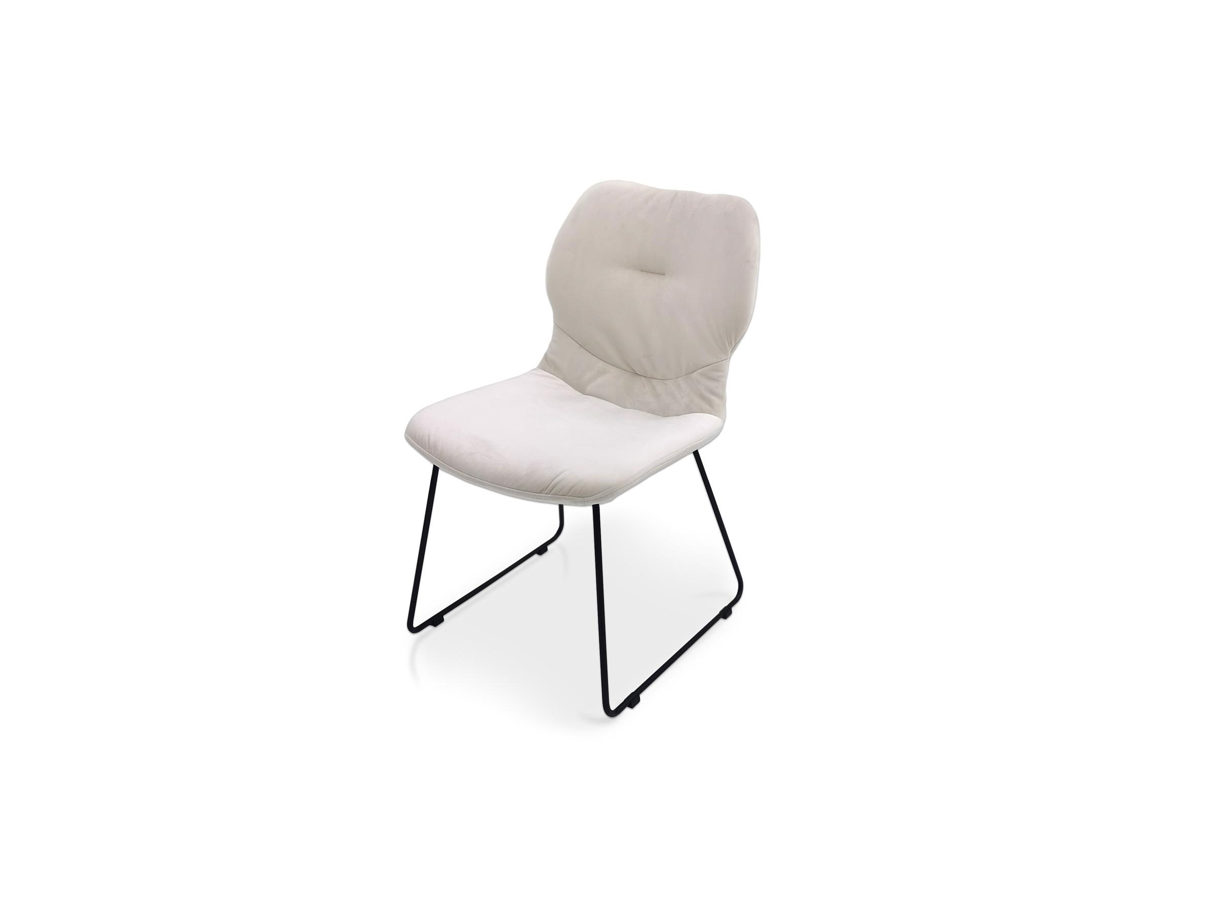 Tapicerowane krzesło do nowoczesnej jadalni polski producent