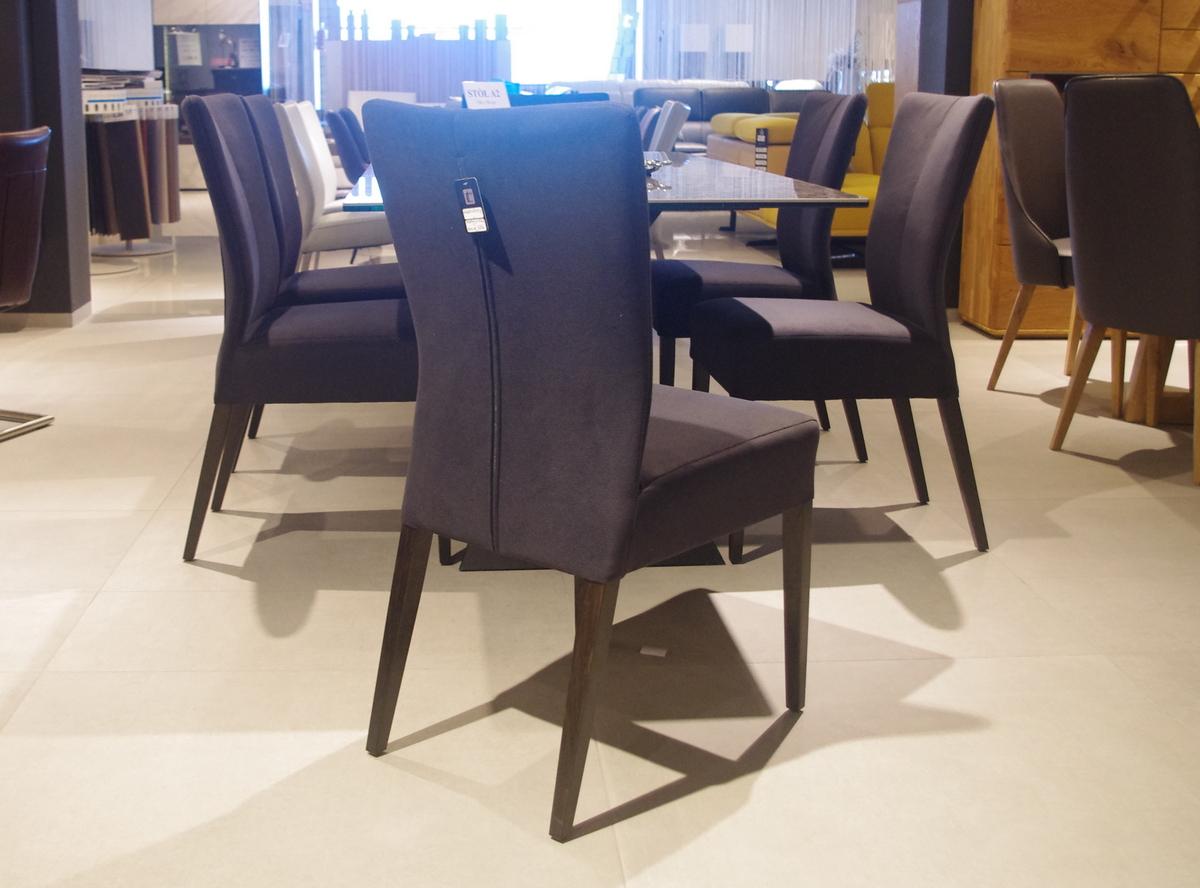 Tył krzesła do salonu romus z Dobrodzienia