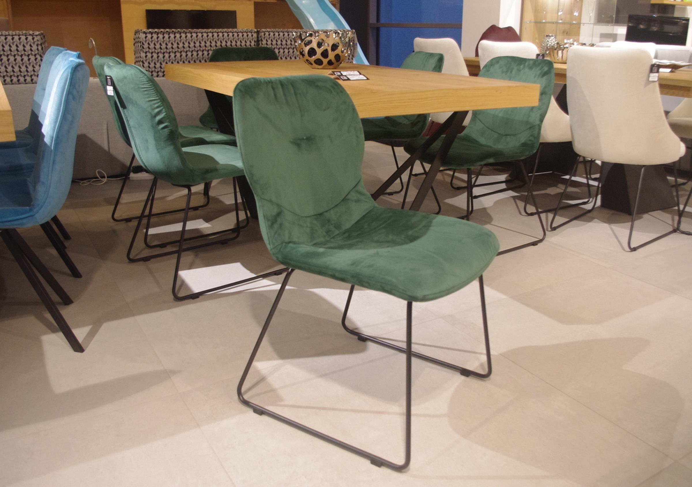 Krzesła do jadalni loftowe