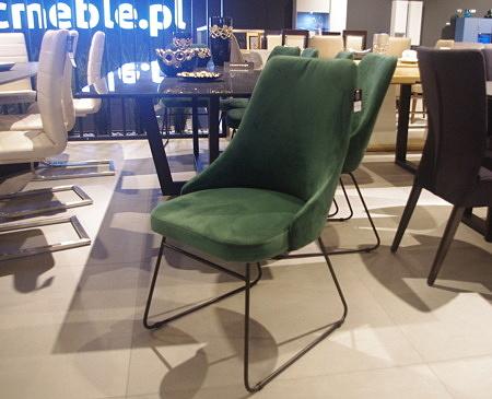 Krzesło TC k03 zielone