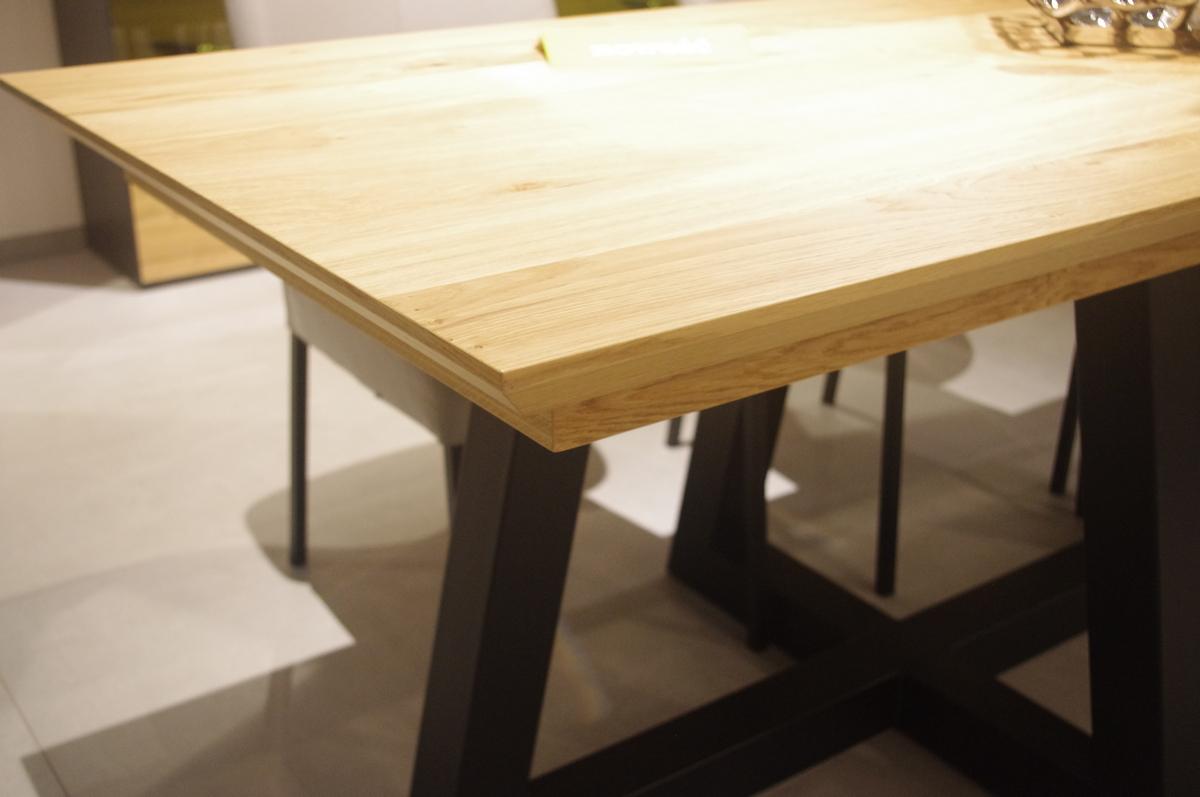 Stół A15 noga czarna