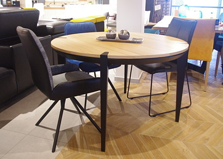 Stół okrągły 120 cm