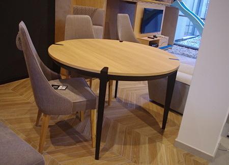 Stół orion okrągły 120 cm