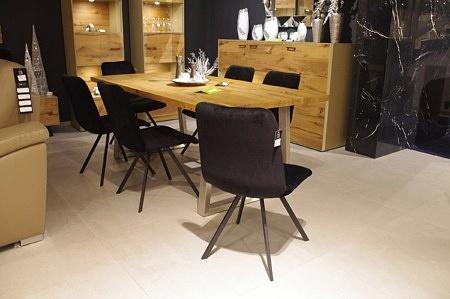 Krzesła do salonu loftowego