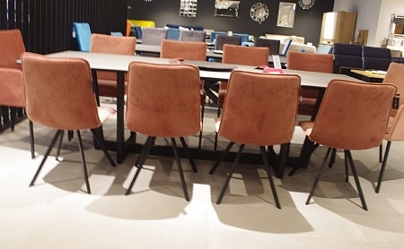 Krzesła róż nowoczesne