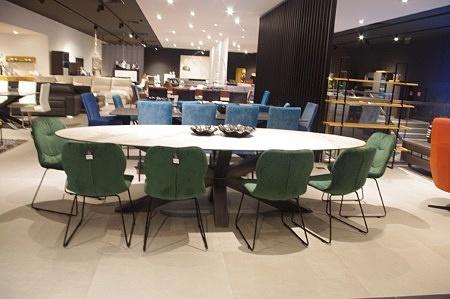 Krzesła tc12 aksamitne