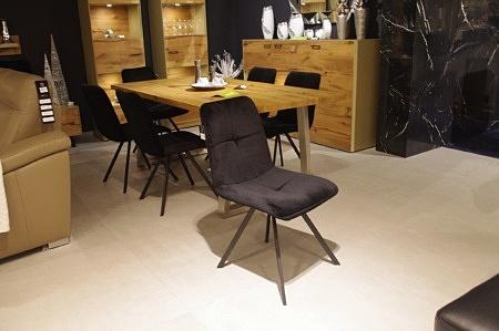 Loftowe krzesło włochy